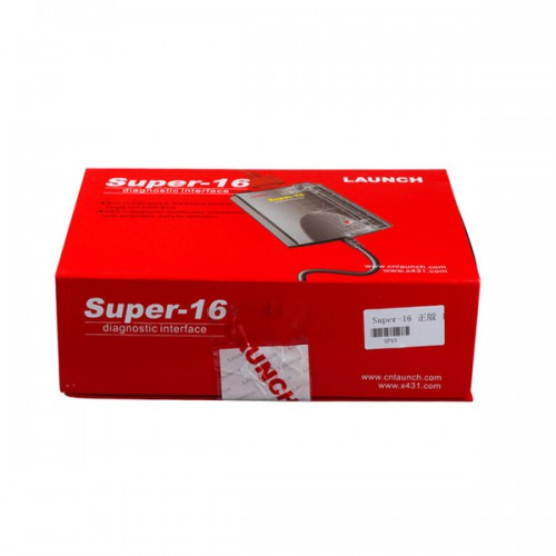 Launch X431 Super 16 Diagnostic Connector