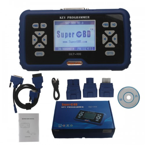 Original SuperOBD SKP-900 SKP900 plus 46/4D/48 Adapter