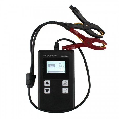 Original Master MST-168 Portable Digital Battery Analyzer with Powerful Function