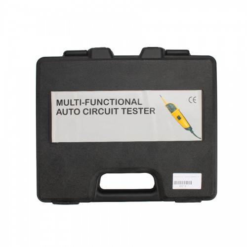 Multi-Functional Automotive Circuit Tester ADD200 with Carrying Case