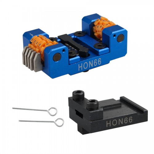 HON66 Manual Key Cutting Machine for Honda Support All Key Lost