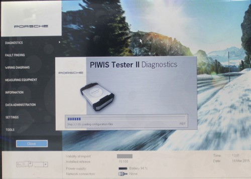 V16.8  PIWS2 Software Update Package for VXDIAG Multi Diagnostic Tool