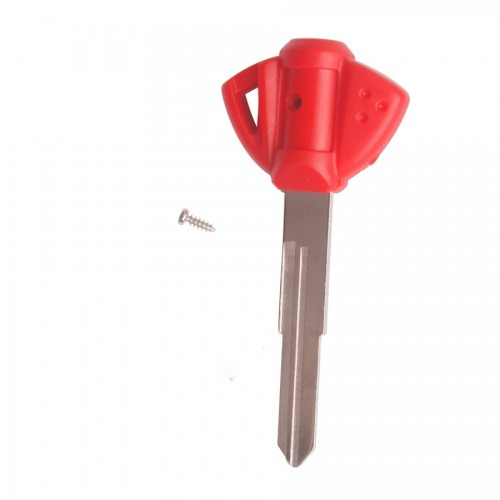 Motorcycle Key Shell (Red Color) for Suzuki 10pcs/lot