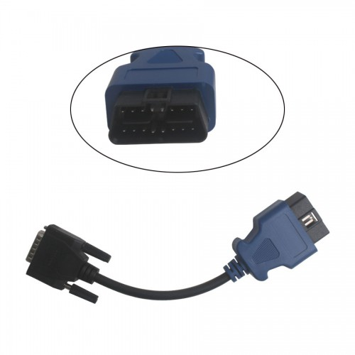 Bluetooth VXTRUCKS V8 (Nexiq) USB Link Wireless Diagnose Interface with All Adapters