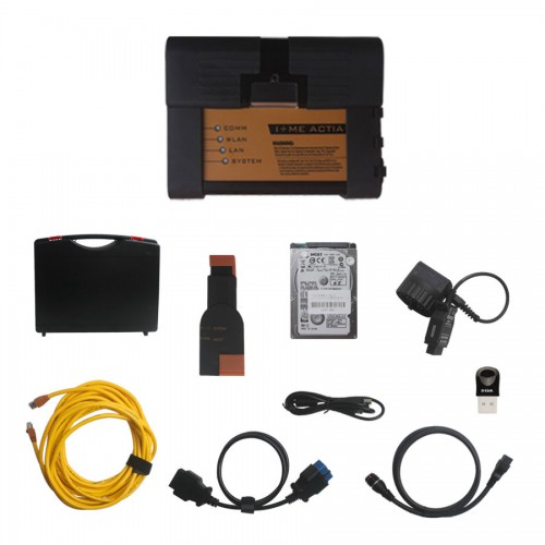 Promotion 2015.10 WIFI ICOM A2+B+C Diagnostic & Programming Tool for BMW with 256G SSD Expert mode Software Multi-language