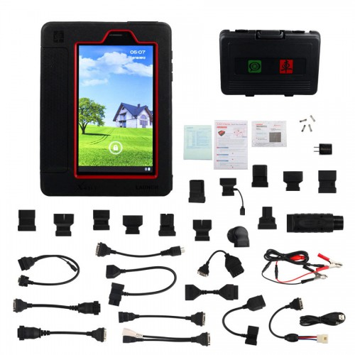 Launch X431 X-431 V pro Wifi/Bluetooth Tablet Full System Diagnostic Tool support 25 languages (Choose SP183-D/HKSP184)
