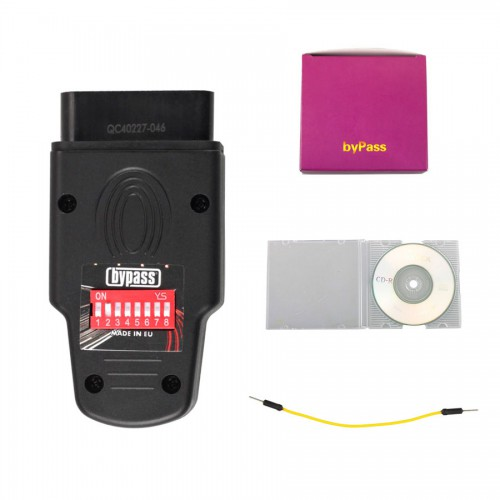 BYPASS ECU Unlock immobilizer Tool for VW Audi Skoda Seat