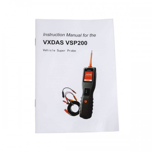 VXDAS VSP200 Power Scan Tool VSP200 Electrical System Circuit Tester Good Price Shipping from UK