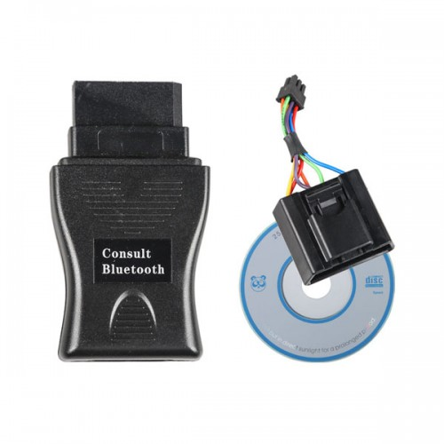 Consult Bluetooth Diagnostic Interface for Nissan 14PIN Support Andriod Free Shipping