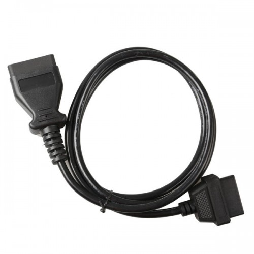 EasyDiag OBD2 16 pin Male to Female extension cable extent pins 1.2M