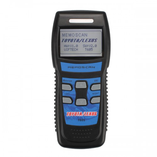 T605 Professional Scan Tool for Toyota/Lexus