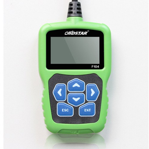 OBDSTAR F104 Key programmer For Chrysler/Jeep/Dodge Support Odometer and Pin Code Reader Free Shipping