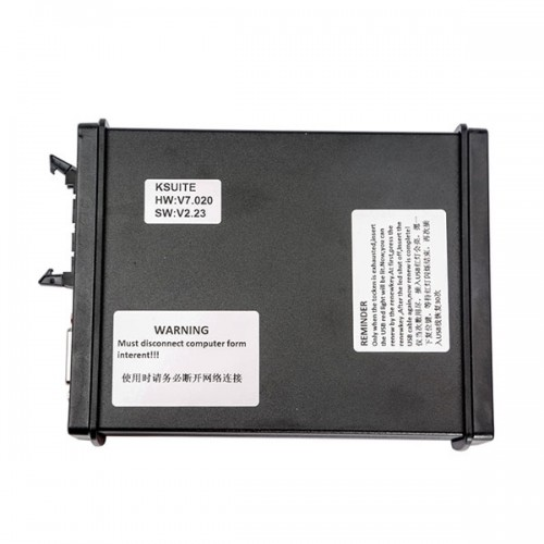 <b>(Shipping from UK)</b> Latest FW V7.020 SW V2.25 KTM100 KTAG K-TAG ECU Programming Tool Master Version with Unlimited Token