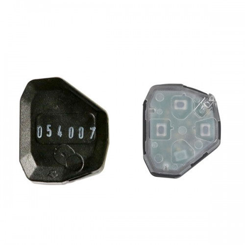 Remote 433.92MHZ 3 Button with chip inside for Toyota
