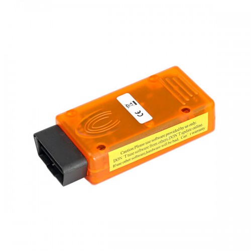 Scanner 2.01 for BMW 1 3 5 6 7 Series
