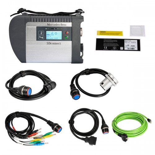 V2020.03 MB SD Connect Compact 4 Benz Star Diagnosis Tool With Software HDD