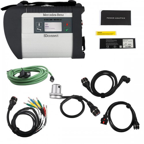 V2020.03 WIFI MB SD C4 Connect Compact 4 Benz Star Diagnosis with Software HDD