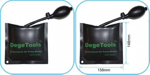 New DegeTools Windows Install AirBag Pump Wedge for Windows Install 4 pack Free Shipping