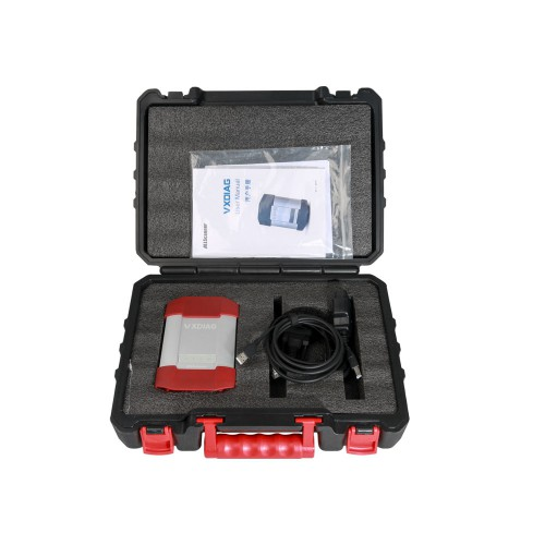 VXDIAG MULTI VCX-DoIP Diagnostic Tool for Porsche Piwis3 Tester III with V38.900.000 Software SSD 240G & Lenovo T440P Laptop