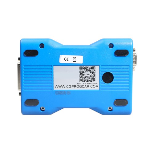 Original V2.2.2.0 CG Pro 9S12 Freescale Programmer Next Generation of CG-100 CG100 for BMW, Benz