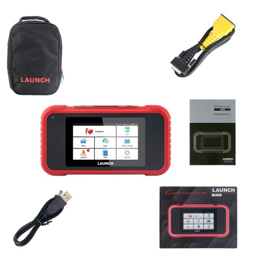Launch X431 CRP129E Creader Professional 129E for OBD2 ENG ABS SRS AT Diagnosis and Oil/ Brake/ SAS/ TMPS/ ETS Reset