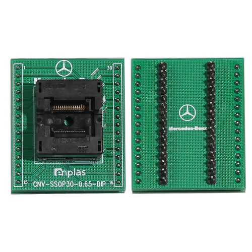 SSOP 30 Pin Adapter for Benz NEC Programmer