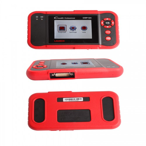 Launch CReader Professional 123 CRP123 New Generation of Core Diagnostic Product