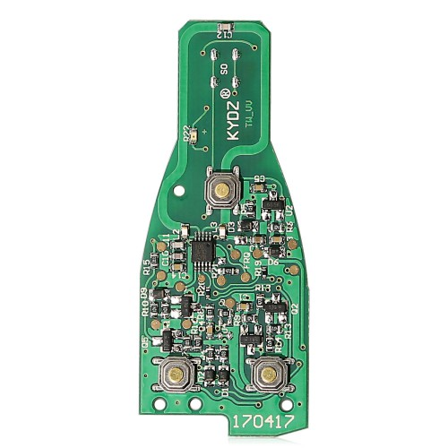 OEM Smart Key for Mercedes-Benz 433MHZ ( without Key Shell )