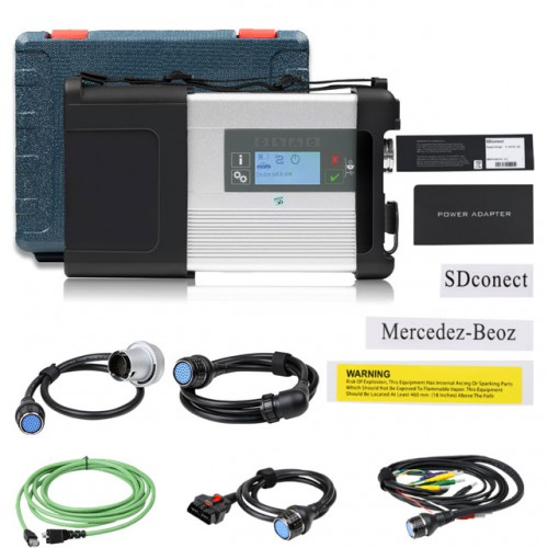 2020 MB STAR DOIP-C5 MB SD C5 DOIP dedicated diagnostic tool Full Package Without HDD Software