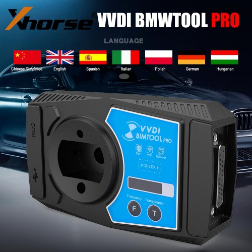 [EU Ship, No Tax] Xhorse VVDI BIMTool Pro BMWTOOL Pro Enhanced Edition for BMW Support BMW E-sys and Rheingold