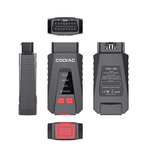 GODIAG V600-BM BMW Diagnostic and Programming Tool for BMW Supports DOIP K-Line CAN FD