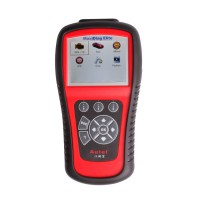 Original Autel Maxidiag Elite MD704 for 4 system With Data Stream Function Free update online
