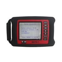 MOTO Motorcycle-specific diagnostic scanner for BMW