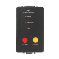 Airbag Reseter for Opel OBD2 Airbag Reset Tool