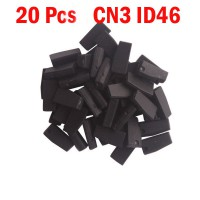 20 Pcs CN3 ID46 Cloner Chip (Used for CN900 or ND900 Device)