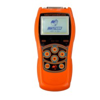 ED100 Motorcycle Scan Tool 6 in 1 Handheld Motor Diagnostic Tool choose SC136 or SP237
