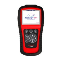 Original Autel Maxidiag Elite MD702 for 4 system With Data Stream Function Free update online