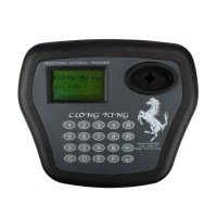 Clone King key programmer V3.37 Version with 4D copy function