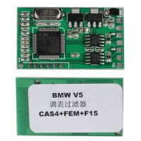 CAS4 CAN-filter for BMW V5