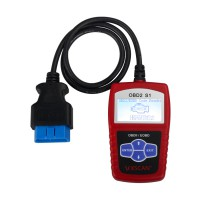Promotion Original VXSCAN S1 EOBD OBDII DIY Code Reader support English Spanish French