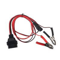 Lexia-3 PP2000 Power Clamp OBD2 Cable for Citroen/Peugeot