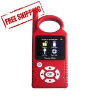 V9.0.0 CBAY Handy Baby Hand-held Car Key Copy Auto Key Programmer for 4D/46/48 Chips(Choose SK261)