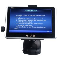 V-checker A622 Trip Computer & GPS Navigator & TPMS & Oil Statistics (Choose HUD21)