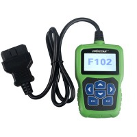 100% Original OBDSTAR F102 Auto Pin Code Reader  for Nissan/ Infiniti with Immobiliser/ Key Programmer/ Odometer Function