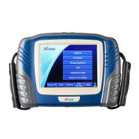 Original XTOOL PS2 GDS Gasoline Bluetooth Diagnostic Tool with Printer Support Online Update