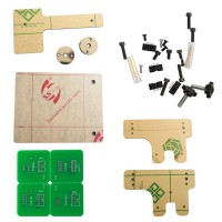 Best Price BDM Frame with Adapters Set Fit original FGTECH