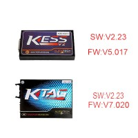 Latest V5.017 V2.47 KESS Plus V7.020 V2.23 K-TAG KTAG ECU Programming with Unlimited Token Free Shipping From UK