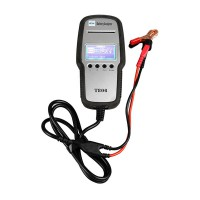 T806 Battery Tester 12V Automotive Battery Analyzer with Printer