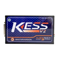 Newest V2.47 Kess V2 Firmware V5.017 ECU Programmer Online Version Support 140 Protocol No Token Limited Free Shipping From UK
