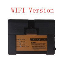 Best 2018.3 WIFI ICOM A2+B+C Diagnostic & Programming Tool for BMW with 500G Expert mode V2018.03 Software HDD Multi-language support WIN8